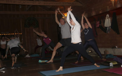 FUN and FLOW – Retiro Yoga, Vinyasa, Massagem e Mantras